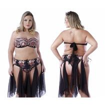 Fantasia Odalisca Plus Size - Sexy Fantasy
