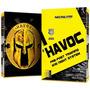 Havoc-pre-post Training & Night System-66 Packs-frete Grátis