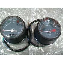 Cg 76, 77 E 78 Velocimetro E Conta Giros ( Tacômetro ) Zero