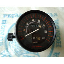 Painel Velocímetro Xls 125 Turuna 82 Original Honda Revisado