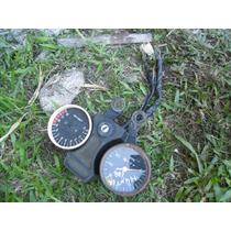 Painel P/ Peças Da Moto Sundown Hunter 100 .