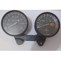 Painel Completo Com Suporte Cg125 79 Até 82 Original Honda