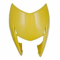 Carenagem Farol Modelo Original P/ Bros 150 Ano 2009 Amarelo