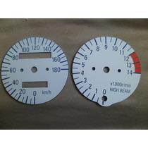 Mostrador De Velocimetro Da Moto Rd135 Personalizado