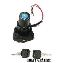 Chave De Ignicao Ybr ,xtz ,fazer, Titan150 - Frete Grátis!!!