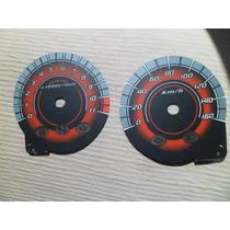 Mostrador De Velocímetro Personalizado Twister