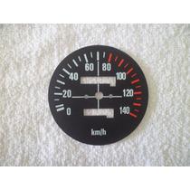 Mostrador Do Velocimentro/contagiros/gasolina Cg Ml 83