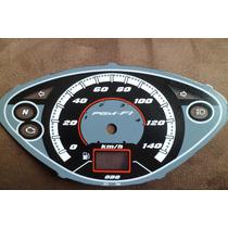 Mostrador Da Moto Biz + Mais 125 09/10 Digital