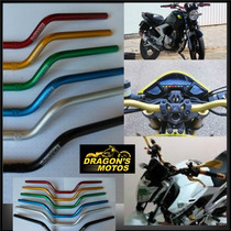 Guidão Moto Alumínio Yamaha Xj6 Guidon Xj6