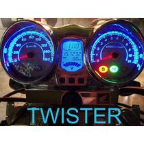 Kit Acrilico P/ Painel - Cod420v160 - Twister Cbx250