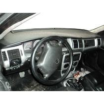 Kit Painel Aço Escovado Painelkit Chevrolet Vectra 97/05