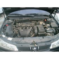 Motor De Arranque (partida) Peugeot 406 2001 2.0 Automatico