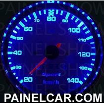 Kit Acrilico P/ Painel - Cod568v140 - Fusca Até 140km/h