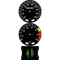 Kit Acrilico P/ Painel - Cod584v200 Top - Opala Ss 6cc