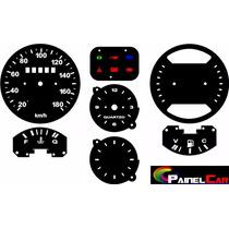 Kit Translúcido P/ Painel - Cod540v180 - Chevette 180km