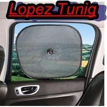 Par De Protetor Solar Para Automóvel - Vidro Lateral