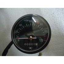 Velocimetro Cg 125 Bolinha Ano 76 Á 82