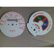 Mostrador De Velocimetro Cg 150 Titan - Personalizado