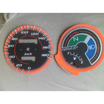Mostrador Do Painel Cg Titan 150 Personalizado