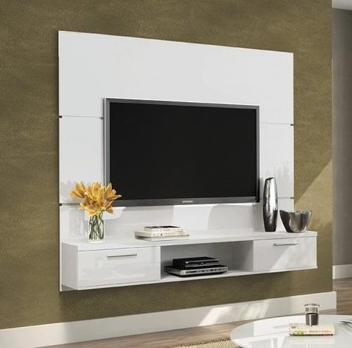 Painel De Tv Para Sala Com Gavetas ~  Para Tv Quarto na Pintereście  Quarto Casal Pequeno, Painel Para Tv