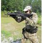 Cinto Blackhawk Black Airsoft/camping/patrulhamento/tatico