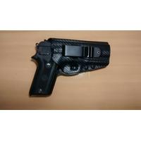 Coldre Interno Iwb Kydex Velado Pistolas Taurus Pt938 Pt940