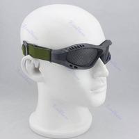 Liquidaçâo Óculos Pequeno Proteção Militar Combate Airsoft