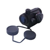 Mira Holográfica Mini Red Dot 1x30 Trilho 17mm A 22mm