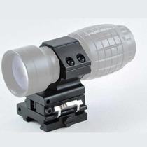 Mount Base Flip To Side 30mm Qd - Magnifier - Red Dot