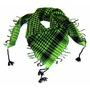 Shemagh Scarf Cachecol Militar Verde Lenço Tático Paintball