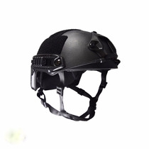 Capacete Tático Fast-b Black Airsoft Paintball Frete Grátis