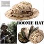 Chapeu Militar Sniper Boonie Hat Selva Caça Pesca Camuflado