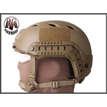 Capacete Tatico Emerson Fast Jump Ops Core Airsoft Paintball