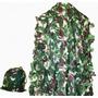 Rede Camuflagem Militar Eb Caça Pesca Paintball 3.2x2 Mts