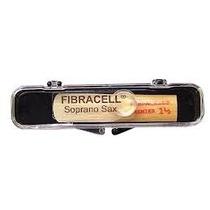 Palheta Fibracell Nº2 P/ Sax Soprano