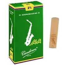 Palheta Para Sax Alto Vandoren 2.5 ¿ Java
