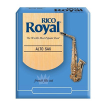 Palheta Rico Royal 1,5 Para Sax Alto - Unidade, 01571