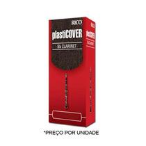 Palheta Plasticover 1,5 Para Clarinete - Unidade, 02367