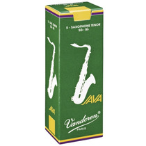 Palheta Sax Tenor Vandoren Java 3 Loja Cheiro De Musica !!