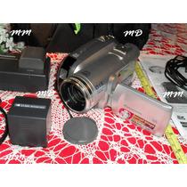 Filmadora Profissional Panasonic Pv-gs85 Digitalvideo Record