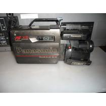 Antiga Filmadora Vhs Panasonic Não Fusiona E No Estado