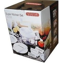 Processador Haifa Super Kitchen Set Igual Da Tv Gazeta