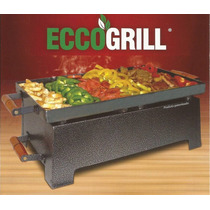 Churrasqueira Grill A Álcool Ecogrill
