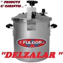 Panela De Pressão Industrial - 35 Litros + Brinde Extra ..