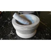 Pilão Pedra Sabão Direto Da Fabrica 20cmx10cm