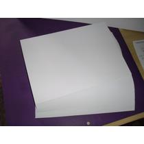 Papel A4 Couche 250g Branco Com Brilho - 400 Folhas