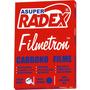 Carbono Filme Azul Manual A4 Caixa Com 100 Unidades - Radex