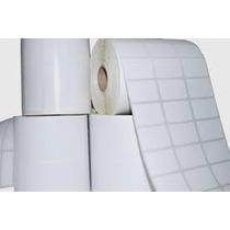 Etiqueta Couche 33x22mm 3 Colunas - 10 Rolos - Frete Grátis