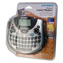Rotulador Eletronico De Etiquetas Dymo Letratag Lt100t Com 1