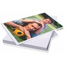 20 Folhas De Papel Fotográfico Impressão Adesivo Glossy